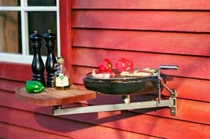 Balkonbarbecue Nielsen 400