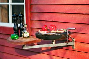 Nielsen balkonbarbecue 400