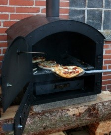 Nielsen steenoven of pizza oven