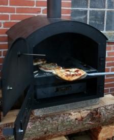 Nielsen steenoven | pizza-oven