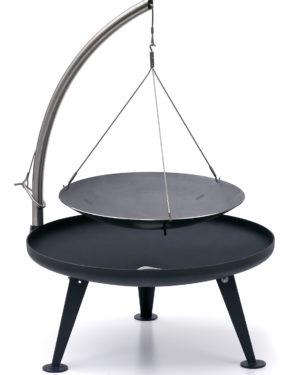 Nielsen wok staal 500