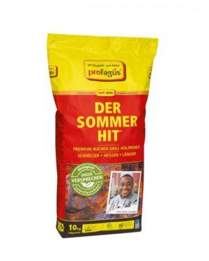 Sommer Hit Houtskool 10 kg.
