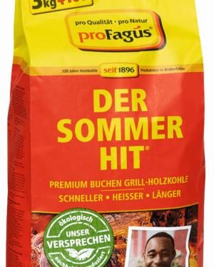 Sommer Hit Houtskool 3x 3 kg.